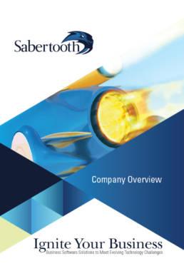 Sabertooth brochure