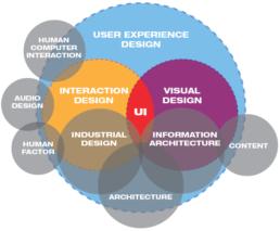 UI/UX infographic chart